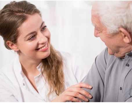 Частный дом престарелых для людей с ограниченными возможностями