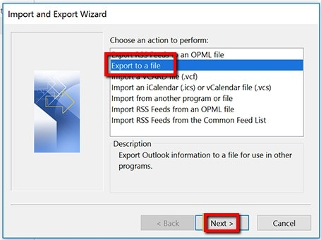 Export Contacts From Outlook To Excel_3