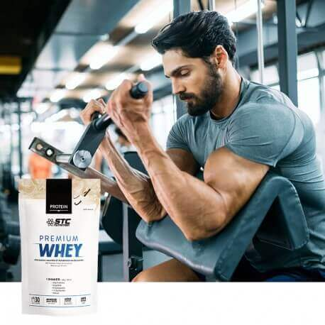 premium whey stc nutrition