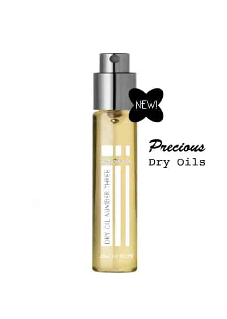 dry oil - facial oil for combi en vette huid