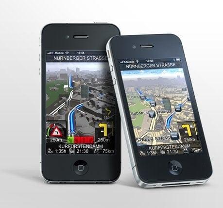 Bosch iPhone Navigation