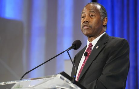 Event Photography conference. Ginnie Mae Summit Ben Carson