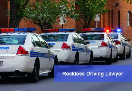 Reckless Driving Lawyers Virginia
