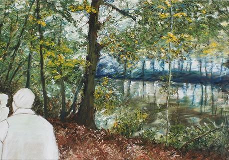 schilderij van Karin Elfrink
