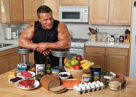 bodybuilding meal prep