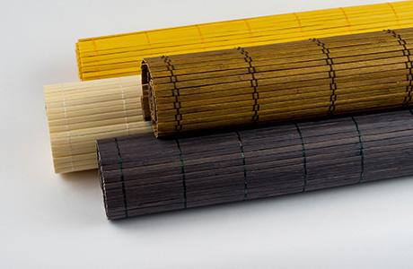 Bamboe rolgordijnen Almere