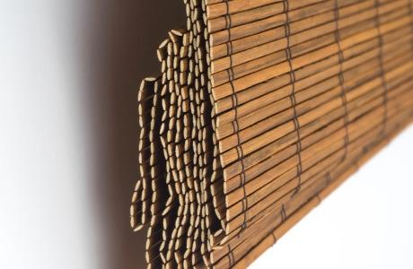 Bamboe vouwgordijnen Haarlem