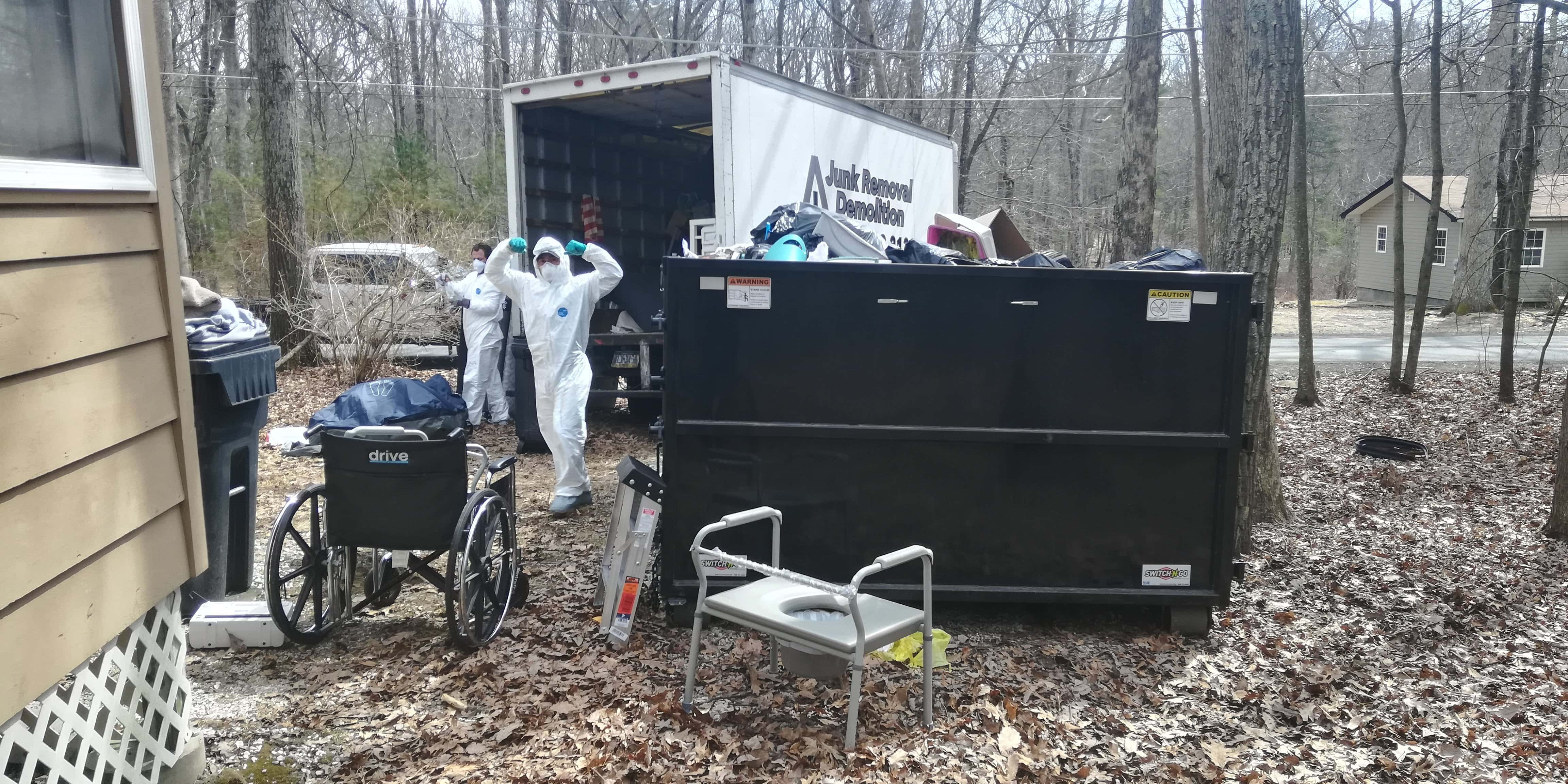 Hoarding Cleanout Company