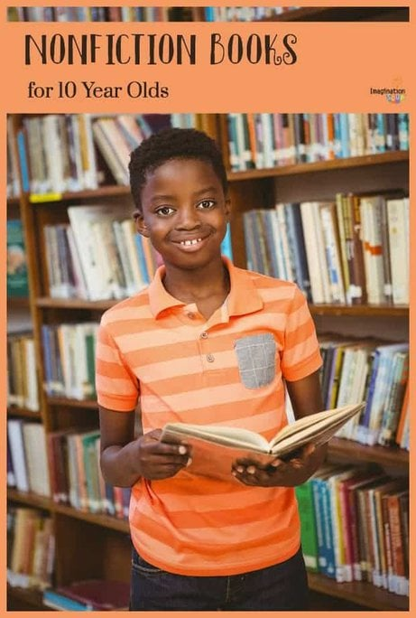 recommended nonfiction books for 10 year olds