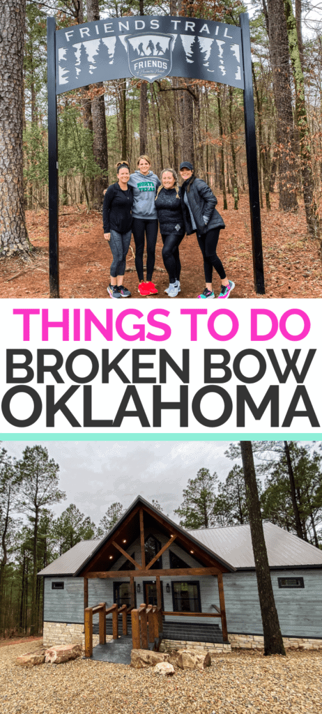 Broken Bow Things to Do