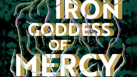 Iron Goddess of Mercy - Book Cover