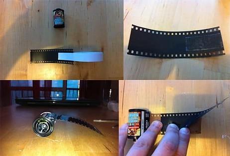 Un estrattore Fai Da Te per pellicole fotografiche