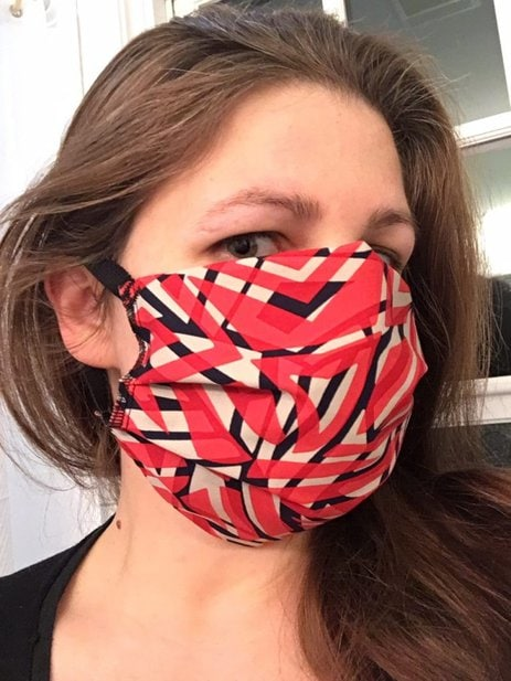 Cotton Face Masks to fight coronavirus or covid-19