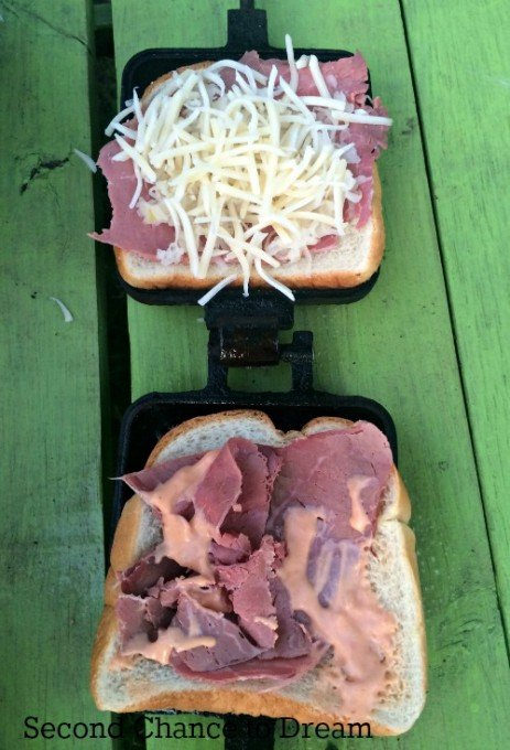 Putting Reuben together