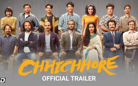 Chhichhore Box Office Collection Day 16