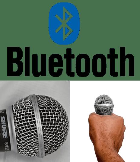 mejores microfonos bluetooth baratos