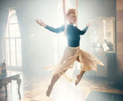 P!NK'S Just Like Fire Video From Through The Looking Glass
