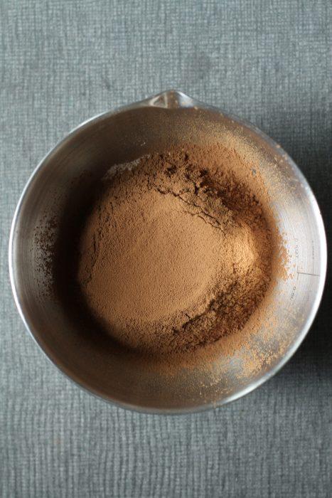 brownie dry ingredients