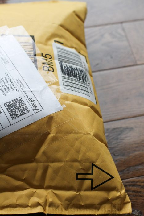 eBay package