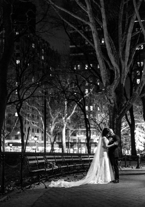 Photo 17 Мicro wedding in Washington Square Park