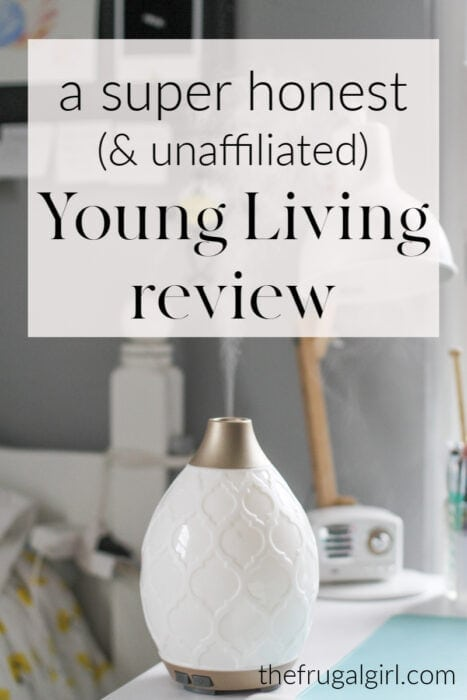 an honest Young Living review