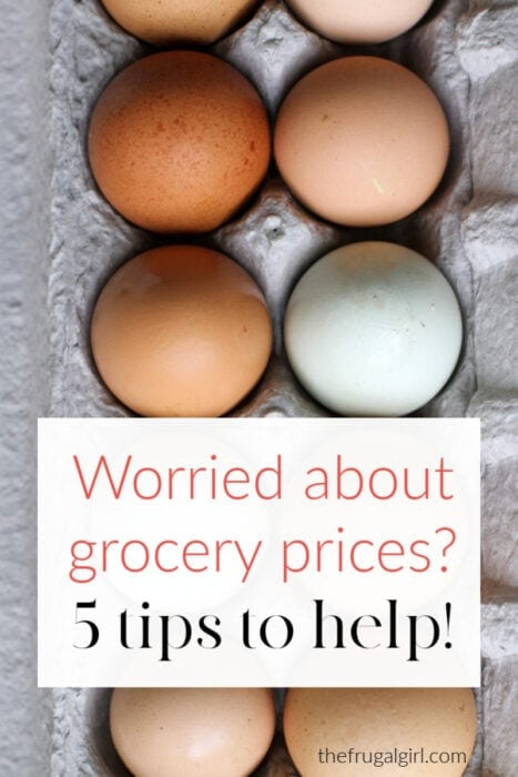 How to fight rising grocery prices