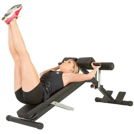 sit up bench exercises