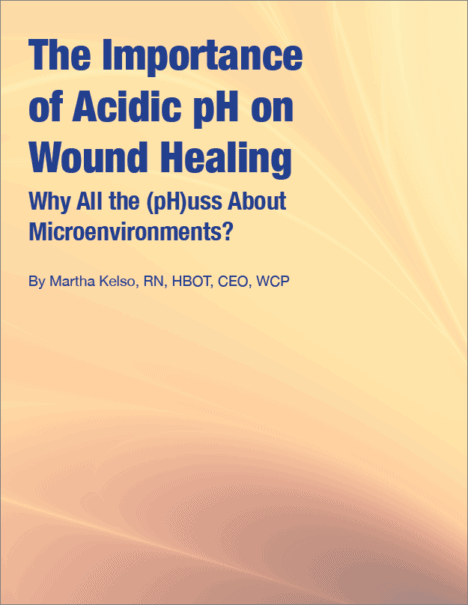 The Importance of Acidic pH on Wound Healing cover