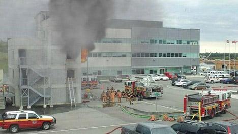 Fire Simulator for Training Crews | SimsUshare