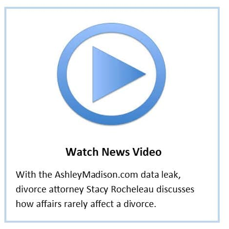 Cheating & divorce discussed by Attorney Stacy Rocheleau with local news