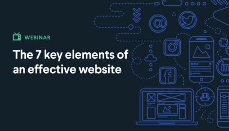 7 elements of effective website