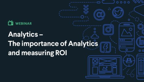 Measuring Analytics and ROI webinar