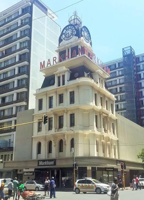Heritage Applications City of Johannesburg