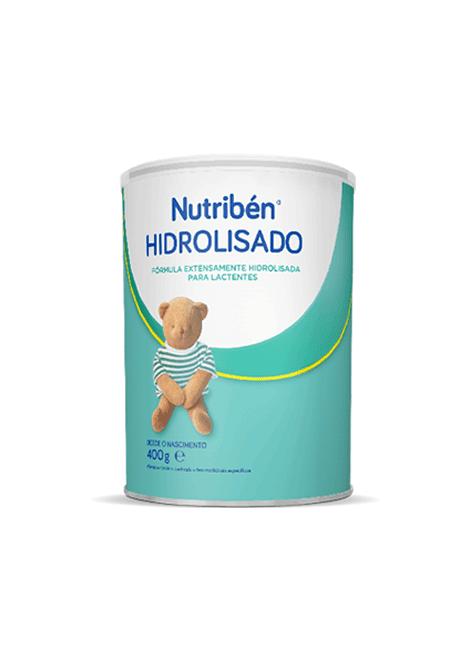 Nutriben Hidrolisado Leite 400g
