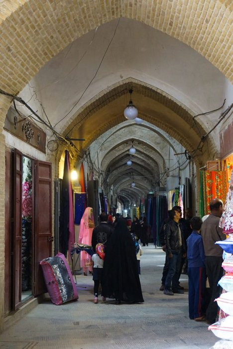 Grand Bazaar, Kerman, Iran – Experiencing the Globe