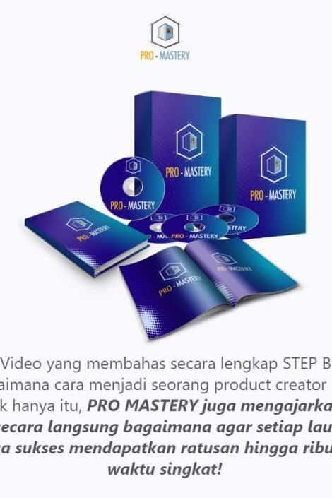 Review Pro Mastery by Adhitya Tri Arifianto