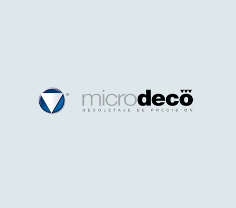 Logotipo de Microdeco
