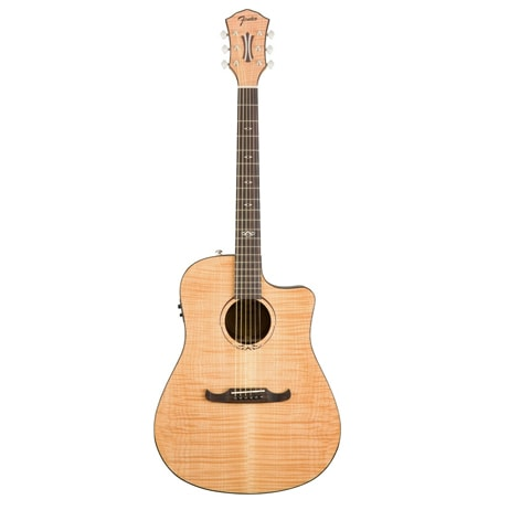 Fender  T-Bucket 400CE FLM MPL NAT