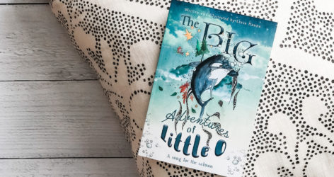 Book The Big Adventure of Little O