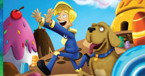 Captain Fantastic and the Chocolate Planet by Tommy Balaam Dedicated Review