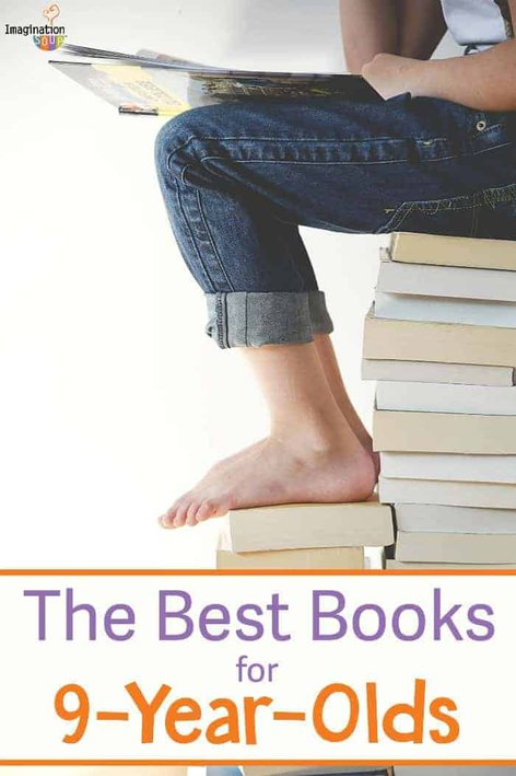 the best books for 9 year olds (4th grade)