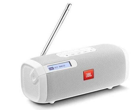 JBL Tuner Bluetooth Lautsprecher mit radio