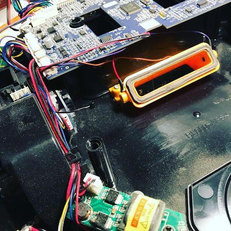 fonctionnement d'un aspi robot