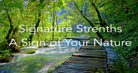 Signature-strenghts