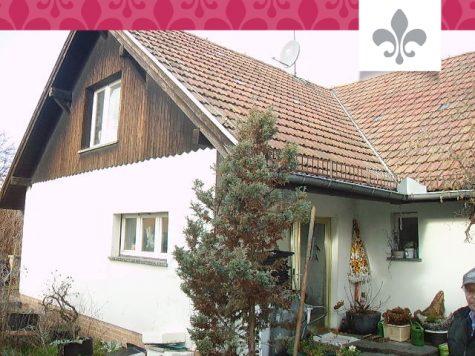 GROSSES GRUNDSTÜCK MIT EINFAMILIENHAUS UND NEBENGELASS – TEILBAR, 12621 BERLIN/ KAULSDORF-SÜD, Einfamilienhaus