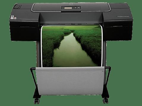 gambar HP Designjet Z2100 24-in Photo Printer