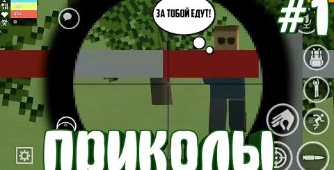 ПРИКОЛЫ В WithstandZ! #1