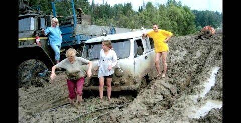 Приколы на дороге! ДТП! Авто приколы! ТП! Бабы за рулем! Accident! Auto fun! A PHOTO! 43