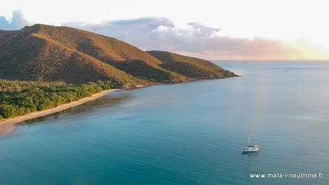 Mouillage Nouvelle Calédonie - Nord de Koumac
