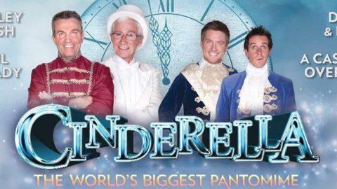Cinderella Pantiomime TV Advert Banner